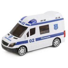 Игрушечная машина Спецназ, Полиция 02