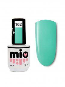 MIO гель-лак для ногтей 102, 10 ml
