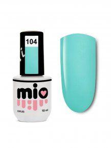 MIO гель-лак для ногтей 104, 10 ml