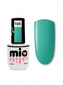 MIO гель-лак для ногтей 105, 10 ml
