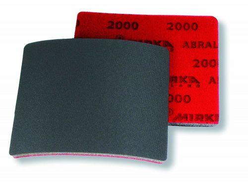 Шлифовальные полоски на поролоне 115x140мм Р360 Abralon Mirka