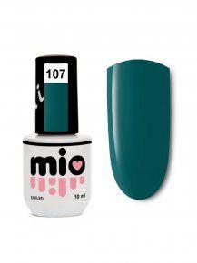 MIO гель-лак для ногтей 107, 10 ml
