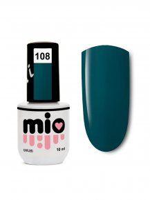 MIO гель-лак для ногтей 108, 10 ml