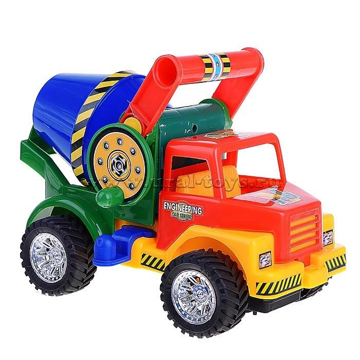 Дорожный грузовик