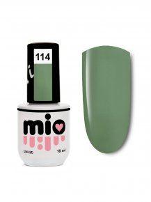 MIO гель-лак для ногтей 114, 10 ml