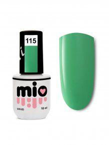 MIO гель-лак для ногтей 115, 10 ml