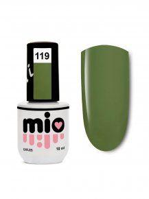 MIO гель-лак для ногтей 119, 10 ml