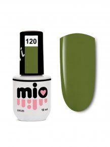 MIO гель-лак для ногтей 120, 10 ml