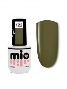 MIO гель-лак для ногтей 122, 10 ml