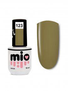 MIO гель-лак для ногтей 123, 10 ml