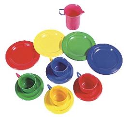 Набор игрушечной посуды (13 предметов)