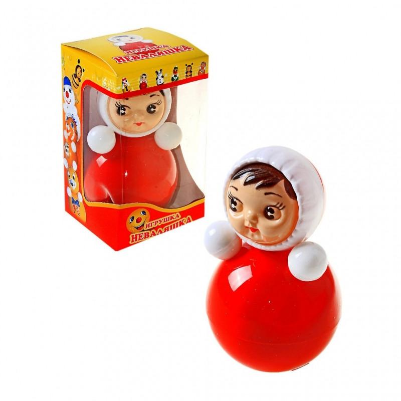 """Муз.игрушка """"Неваляшка""""высота 15см"""