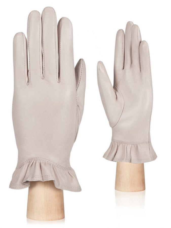 Женские перчатки на шелковой подкладке ELEGANZZA