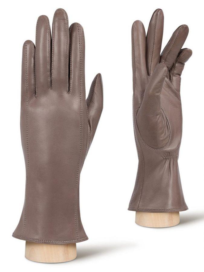 Стильные демисезонные перчатки ELEGANZZA