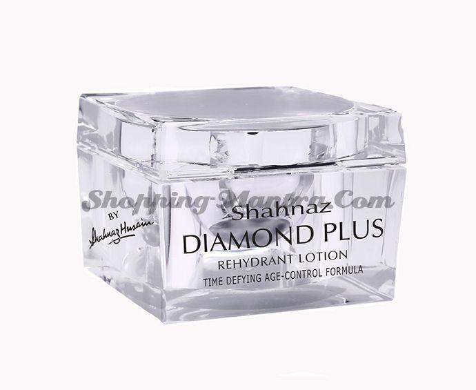 Увлажняющий лосьон с бриллиантовой пыльцой Шахназ Хусейн | Shahnaz Husain Diamond Plus Rehydrant Lotion