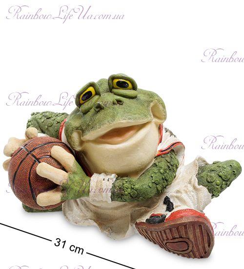 """Копилка лягушка баскетболист """"Sealmark"""""""