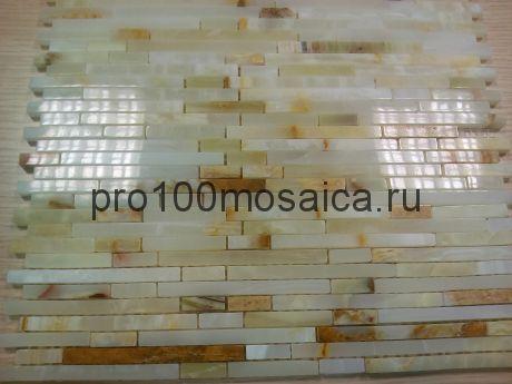 KA29 Мозаика серия Джейд, размер чипа 100*6, мм: 300*300*6 (Happy Mosaic)