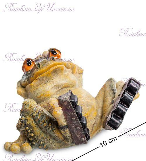 """Фигурка лягушка на роликах """"Sealmark"""""""