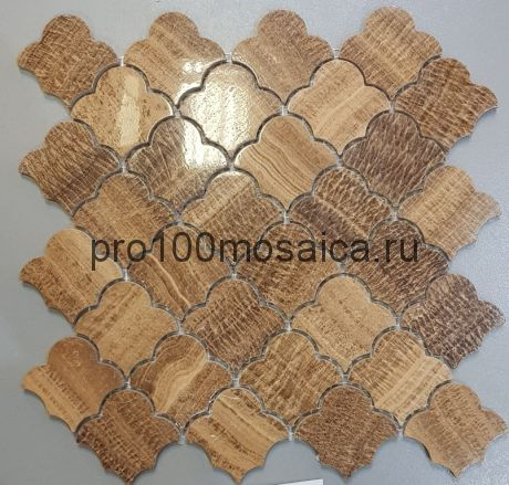KA107 Мозаика серия Камень размер чипа 65*60, мм: 270*270*7 (Happy Mosaic)