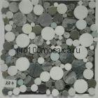 KA07 Мозаика серия Камень размер чипа круг, мм:305*305*10 (Happy Mosaic)