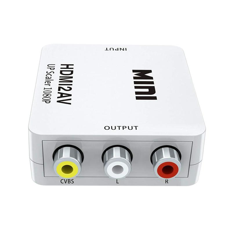 Конвертер HDMI to RCA/AV
