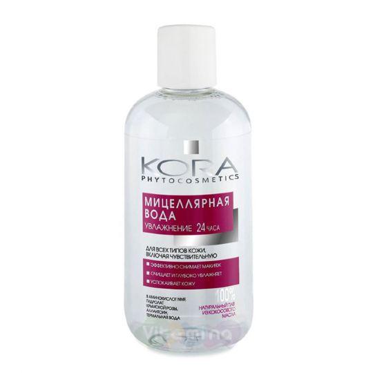 KORA Мицеллярная вода для всех типов кожи, 300 мл
