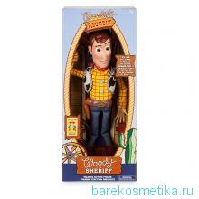 Кукла шериф Вуди Дисней интерактивный