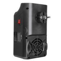 Портативный обогреватель-камин Flame Heater (6)