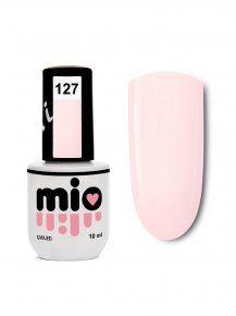 MIO гель-лак для ногтей 127, 10 ml