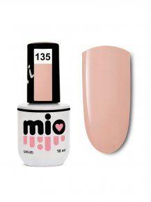 MIO гель-лак для ногтей 135, 10 ml