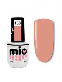MIO гель-лак для ногтей 138, 10 ml