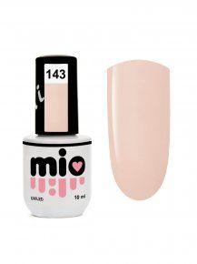 MIO гель-лак для ногтей 143, 10 ml