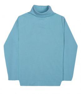 голубая водолазка для школы