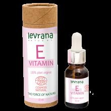 Сыворотка для лица Витамин E, растительный, чистый антиоксидант, 15мл