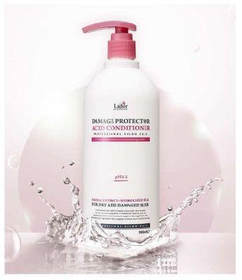 ЛД Кондиционер для поврежденных волос 900мл  damaged protector acid conditioner 900мл