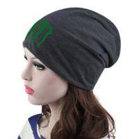 Стильная шапка на флисе UNISEX MONSTER