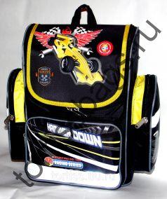 50672 Б ранец детский TORTISS