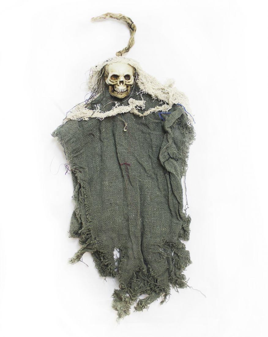 Подвесной скелет в мантии 30 см