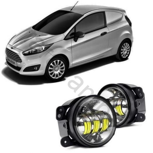 Противотуманная фара Ford Fiesta