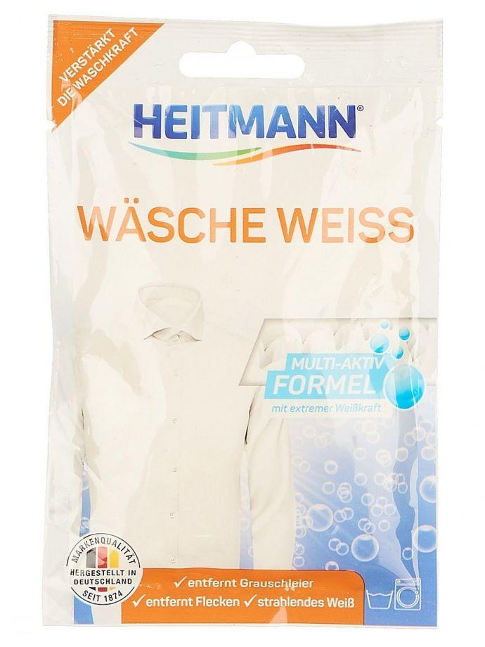Heitmann Отбеливатель для белых тканей, 50 г