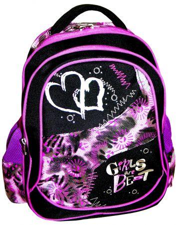 50625 рюкзак школьный детский (ортопедический)