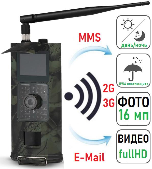 Фотоловушка Филин 120 PRO Edition HC-700G