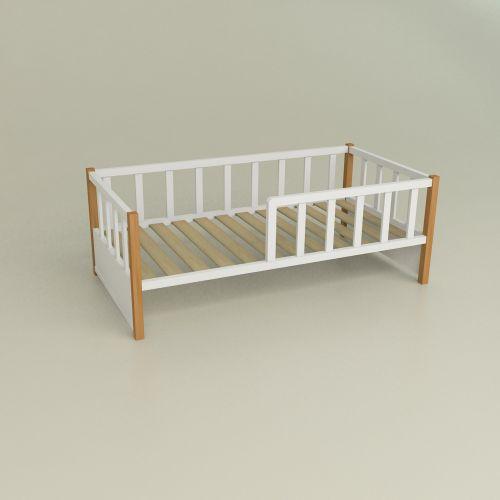 Кровать Basic Бук