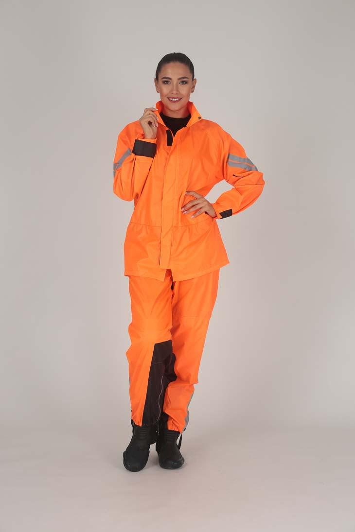 Мотодождевик Hyperlook Titan Orange woman