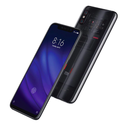 Смартфон Xiaomi Mi 8 Pro 8/128GB Titan