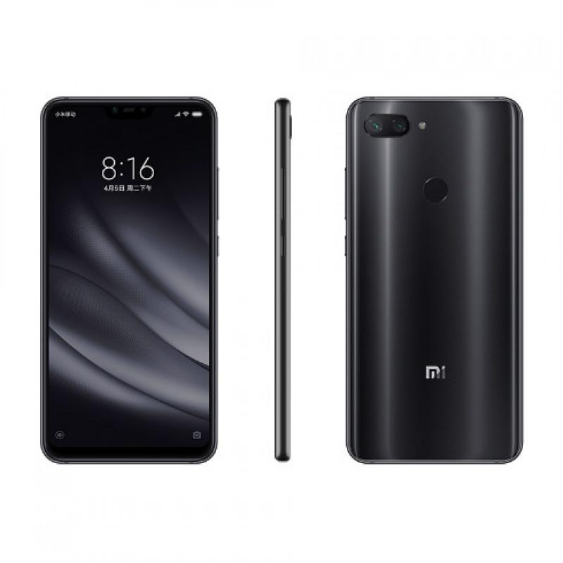 Смартфон Xiaomi Mi 8 Lite 6/128GB черный