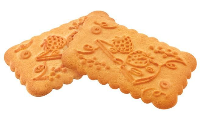 Печенье Земляника со сливками 1кг. Яшкино