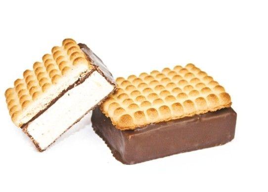 Печенье Ми-Ни комбин.глазир.сливочный вкус1кг Яшкино