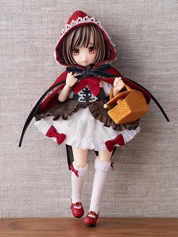 Аниме кукла  Красная шапочка - PARDOLL Little Red Riding Hood