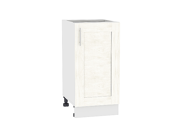 Шкаф нижний Лофт Н400 (nordic oak)
